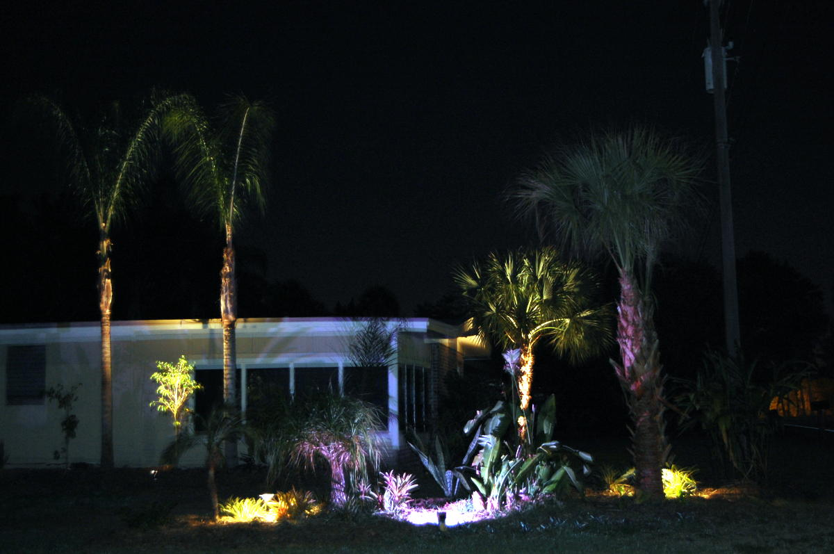 Outdoor Low Voltage Led Landscape Lighting : Low voltage led landscape lighting by decorative landscapes